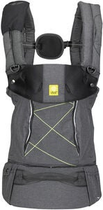 Lillebaby Pursuit All Seasons Bärsele, Graphite