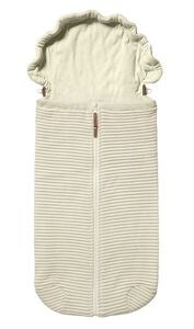 Joolz Ribbed Åkpåse, Off-White