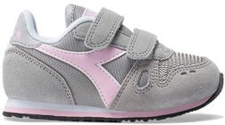 Diadora Simple Run TD Sneaker, Grey Alaska