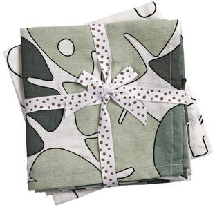 Done by Deer Tiny Tropics Filt 120x120 2-Pack