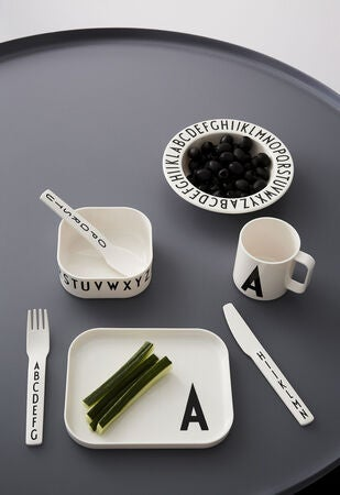 Design Letters Tritan Tableware Giftbox L