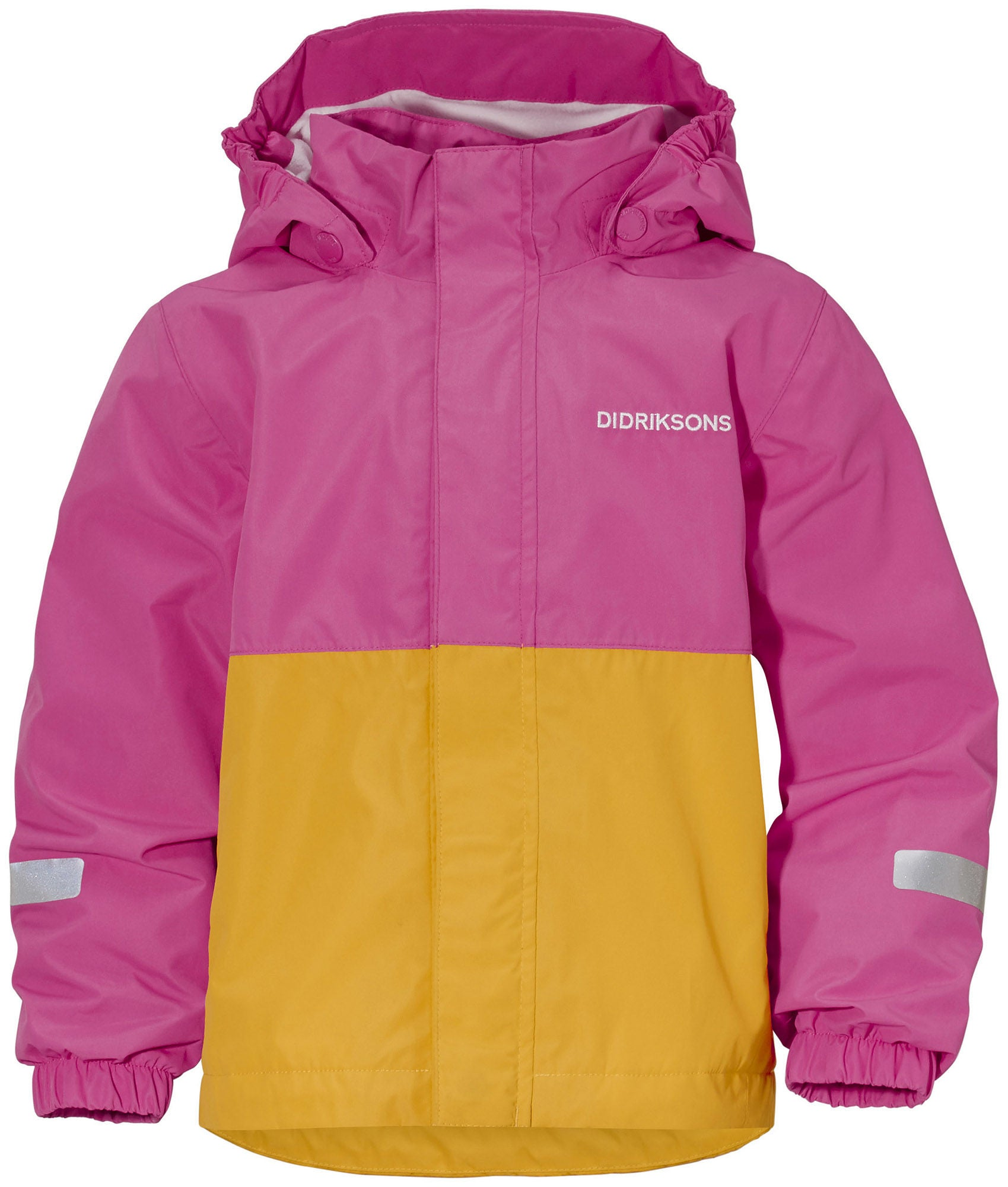 Didriksons Bri Jacka Plastic Pink 130