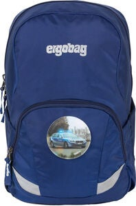 Ergobag Ease Bluelight Ryggsäck 10L