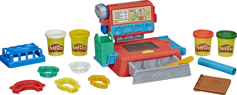 Play-Doh Leklera Med Kassaapparat