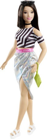Barbie Fashionistas Docka Hot Mesh 101