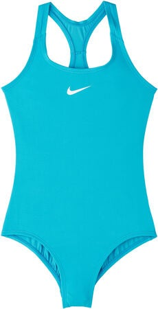 Nike Swim Solid Racerback Baddräkt, Light Blue Fury