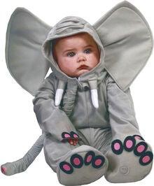 Fiestas Guirca Kostym Elefant d091e45fa993d