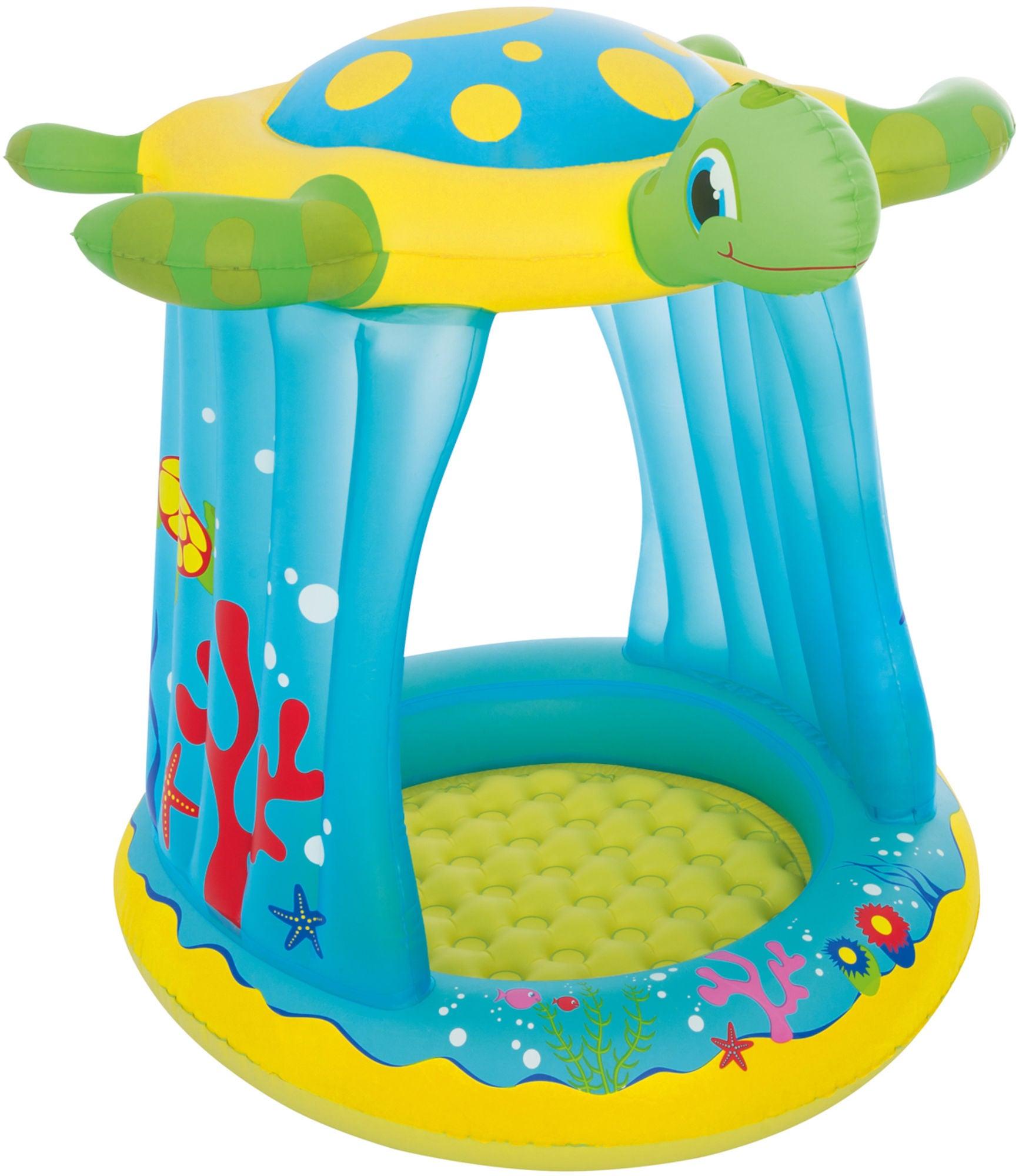 Bestway Babypool Turtle Totz Play Pool