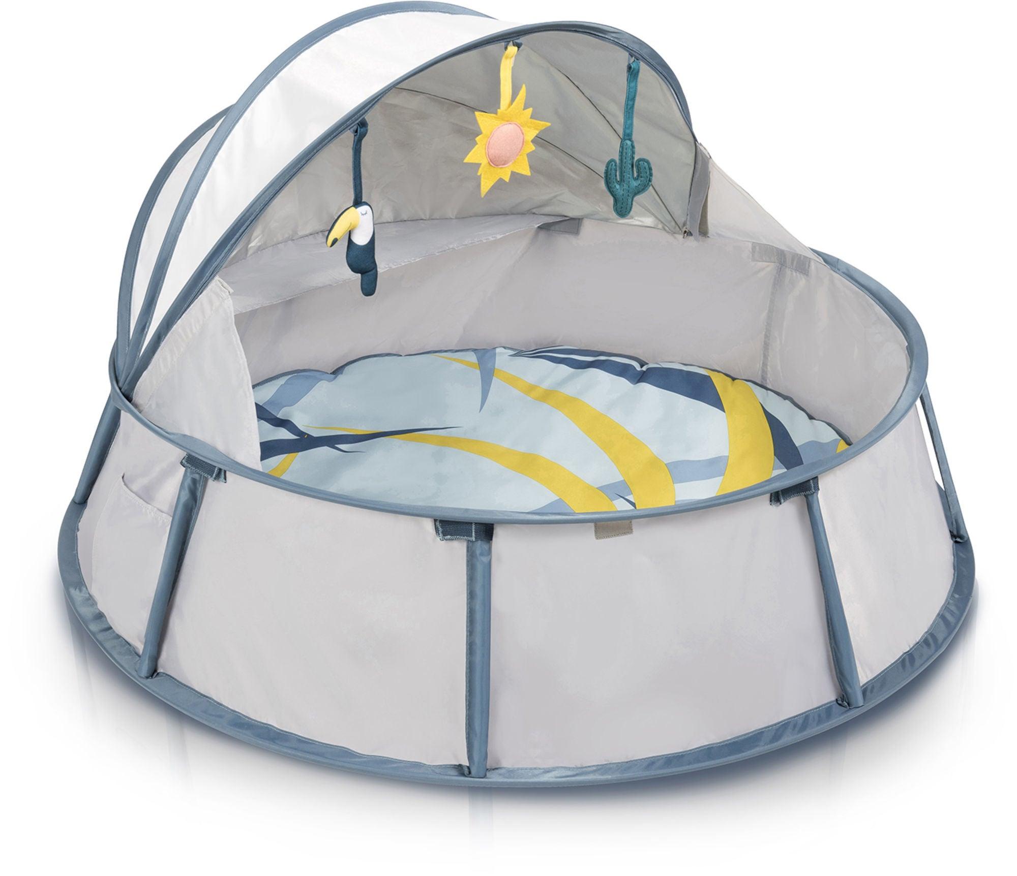 Babymoov Babyni 3-in-1 Tropical UV-Tält
