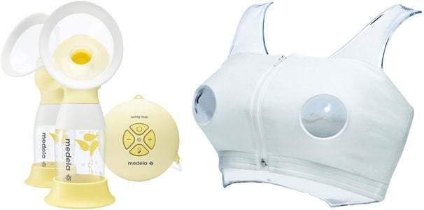 Medela Swing Maxi Flex + Easy Expression Bh