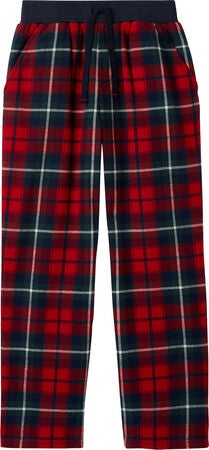Tom Joule Settledown Jersey Set, Red Check
