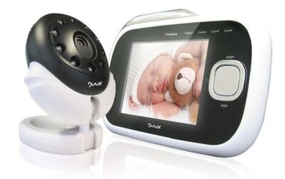 Duux Digital Babyvakt Video