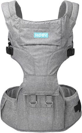 Moby 2-in-1 Bärsele & Hip Seat