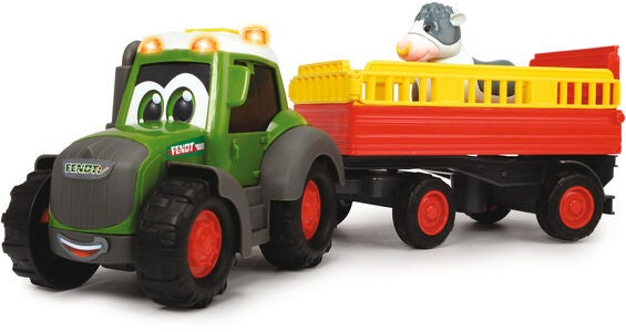 Dickie Toys Djurtransport Fendt