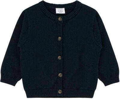 Hust & Claire Clyde Cardigan, Navy