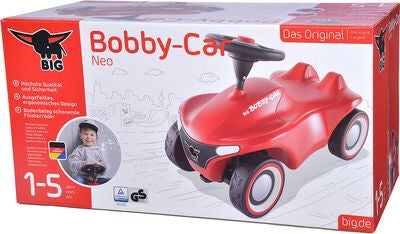 BIG Bobby Car NEO, Röd