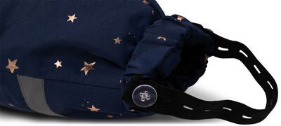 Petite Chérie Amour Vinteroverall, Navy Stars