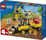 LEGO City Great Vehicles 60252 Bulldozer