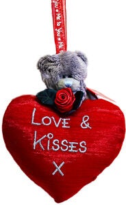 Me To You Gosedjur Love And Kisses 13 cm