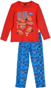 Disney Cars Pyjamas, Röd