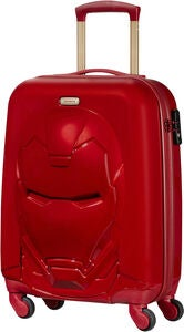 Samsonite Iron Man Reväska 35,5L, Red
