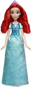 Disney Princess Royal Shimmer Docka Ariel