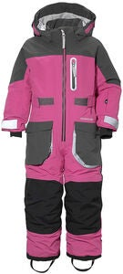 Didriksons Sogne Overall, Plastic Pink