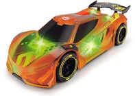 Dickie Toys Racing Bil, Orange