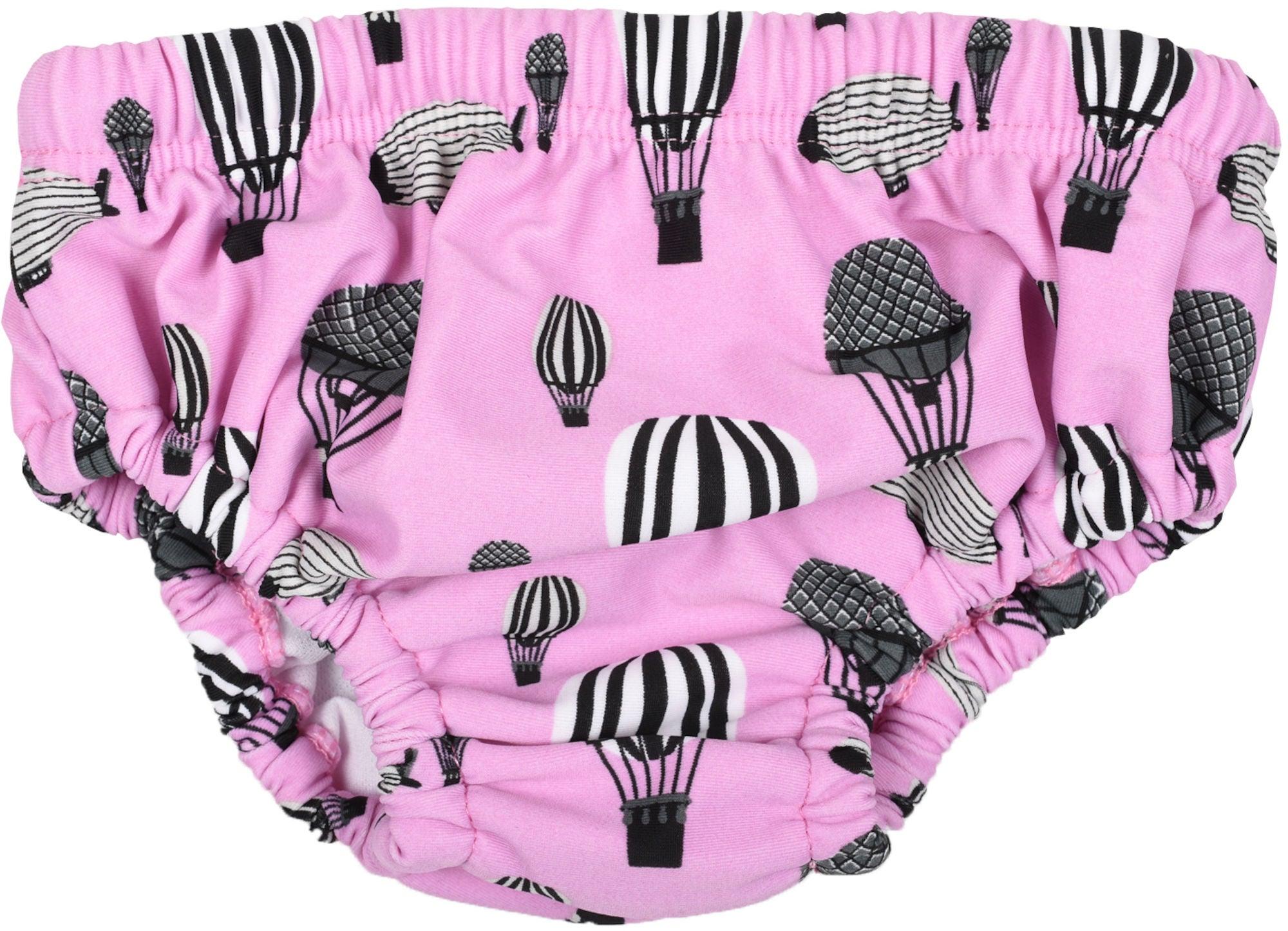 Lindberg Balloon Badblöja, Pink 9-12