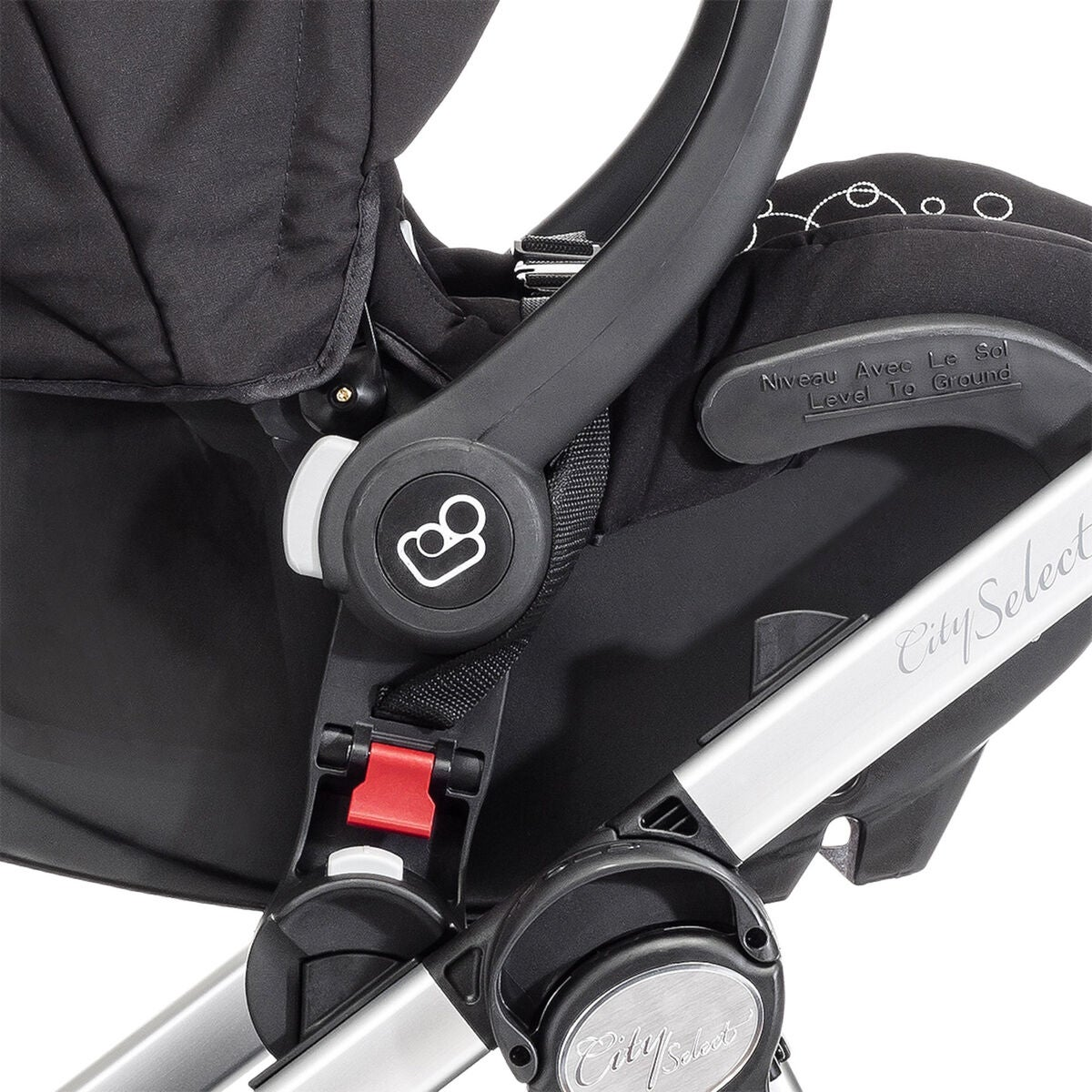 K 246 P Baby Jogger City Select Premier Adapter Maxi Cosi
