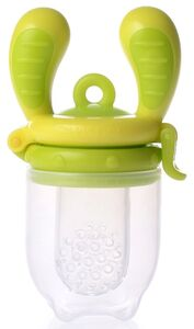 Kidsme Food Feeder Medium, Lime
