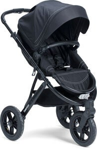 Beemoo Urban Air Sittvagn, Black