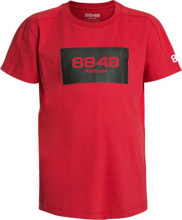 8848 Altitude T-Shirt, Red