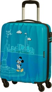 American Tourister Alfatwist 2.0 Spinner Resväska 36L, Take Me Away Mickey Nyc