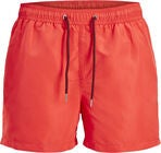 Jack & Jones Sunset Badshorts, Hot Coral