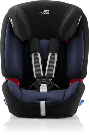 Britax Römer Multi-Tech III Bilbarnstol, Moonlight Blue