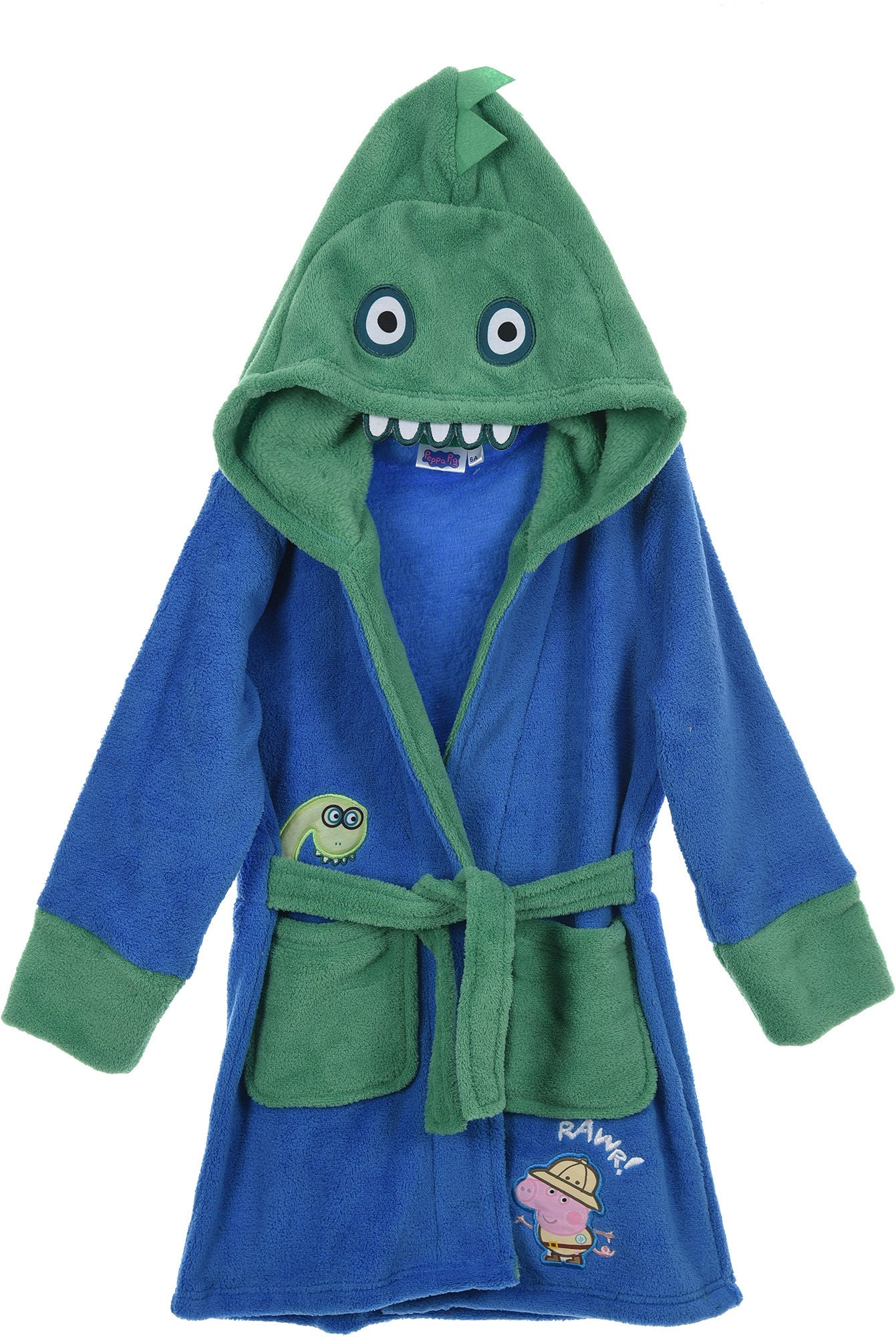 75dbb1ab092 Köp Greta Gris Morgonrock, Blue | Jollyroom