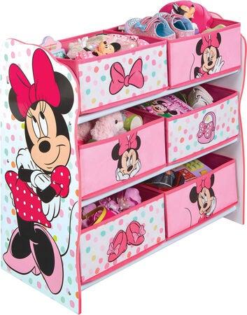 Köp Disney Mimmi Pigg Förvaringshylla | Jollyroom