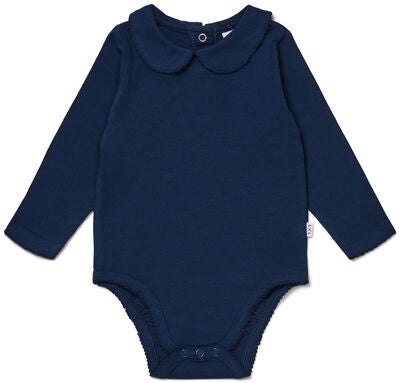 Luca & Lola Loretta Body 2-pack, Navy/White