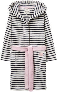Tom Joule Morgonrock, French Navy Stripe