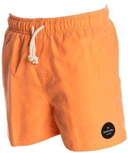 Rip Curl Solid Volley Boardshorts 13 tum, Orange