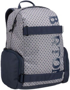 Burton Emphasis Youth Ryggsäck, Wild Dove Polka Dot