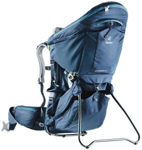Deuter Kid Comfort Pro Bärstol, Midnight