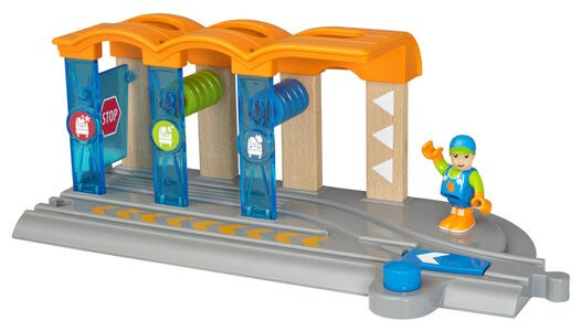 BRIO World 33874 Smart Tech Tågtvättstation