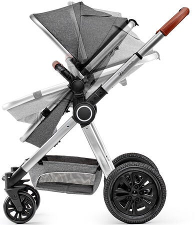 Kinderkraft Multipurpose 2-i-1 Veo Duovagn, Grey