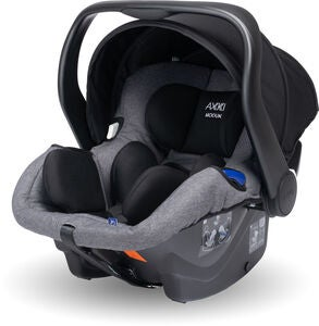 Axkid Modukid Infant Babyskydd, Grey