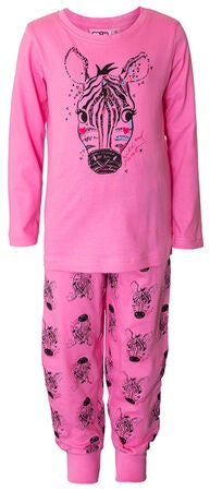 Max Collection Pyjamas Zebra, Pink