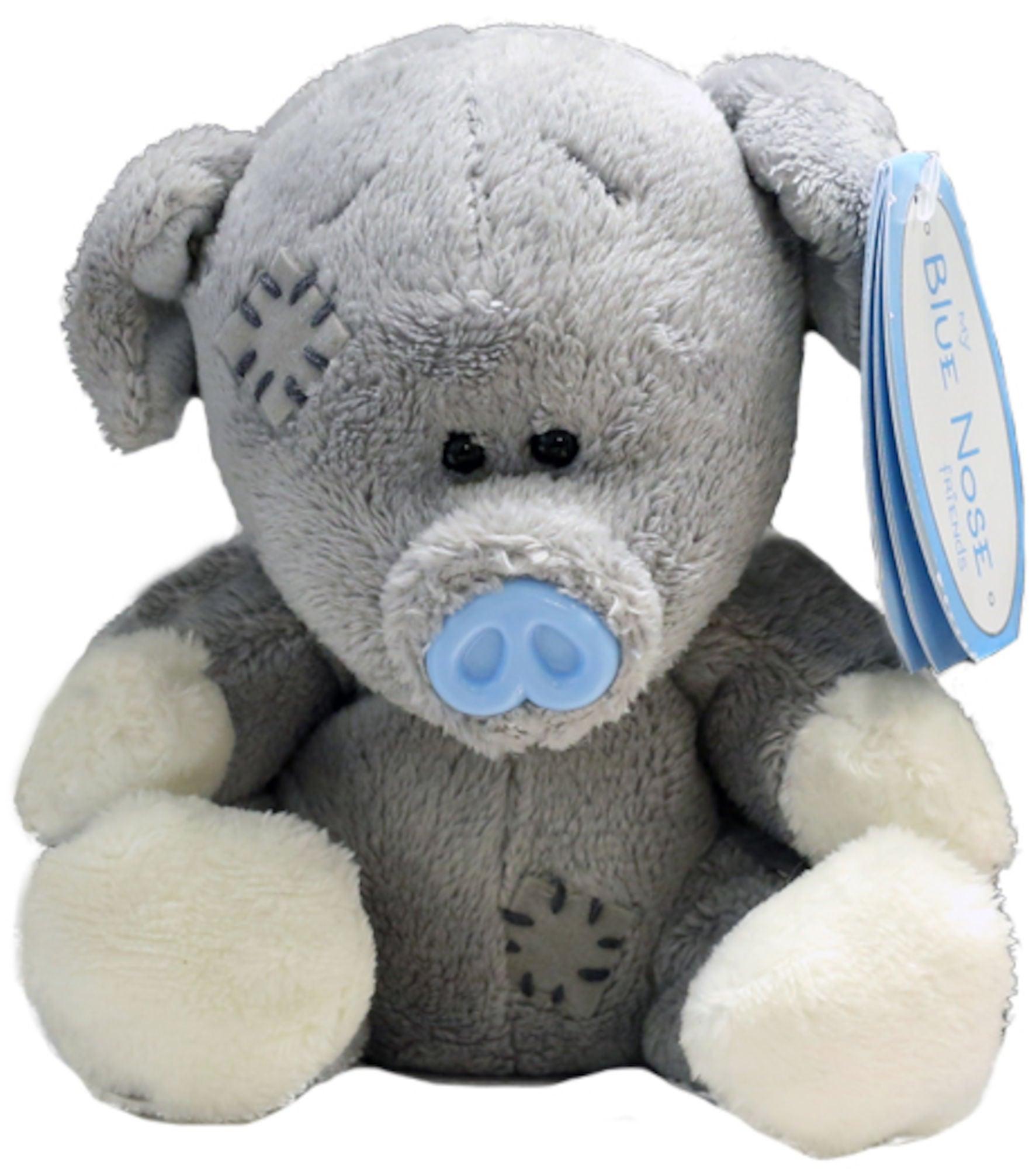 My Blue Nose Friend Gosedjur Gris