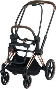 Cybex Priam Chassi & Sittbas, Rose Gold