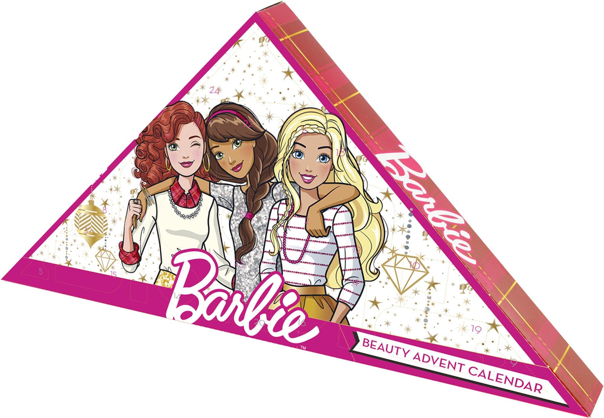 Barbie Adventskalender Smink